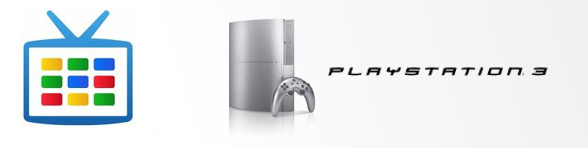 Google TV a Playstation 3